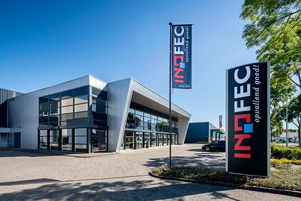 Inofec Showroom Roosendaal
